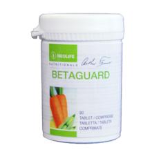 Betaguard di GNLD integratore antiossidante, detossificante con carotenoidi vitamina C vitamina E vitamine del gruppo B minerali