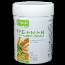 Tre-en-en di GNLD integratore alimentare di lipidi e steroli da cereali integrali: germe di grano, crusca di riso e semi di soia