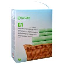 G1 di GNLD detersivo concentrato per bucato. Protegge le lavatrici. Si risciacqua completamente. Biodegradabile
