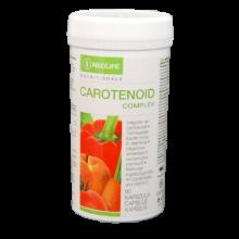 Carotenoid Complex di GNLD integratore alimentare naturale di 15 carotenoidi e vitamina E da frutta e verdura integrali