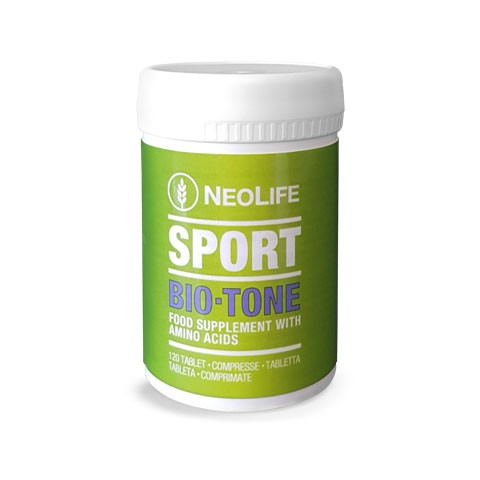 SPORT Bio-Tone NeoLife integratore aminoacidi L-arginina L-ornitina L-tirosina con colina e inositolo