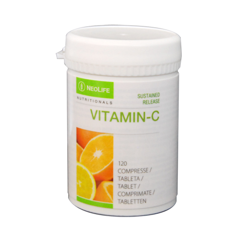 Sustained Release Vitamin-C NeoLife