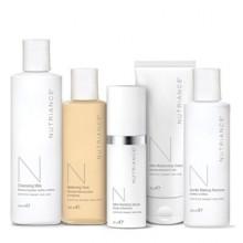 Programma completo biologico cura pelle viso mista e grassa Nutriance Organic NeoLife