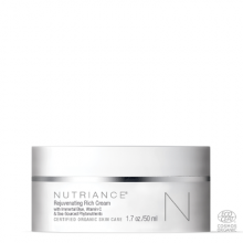 Rejuvenating Rich Cream Nutriance Organic