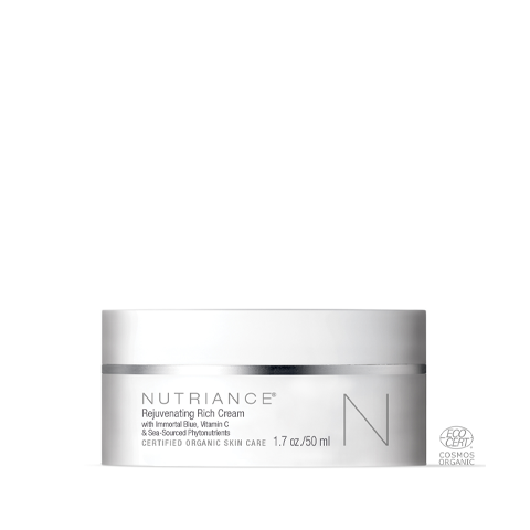 Rejuvenating Rich Cream Nutriance Organic