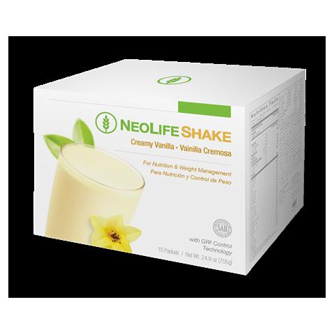 NeoLife Shake - Gusto Vaniglia