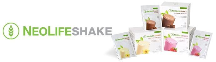 NeoLife Shake GNLD per la nutrizione quotidiana, per il controllo e perdere peso