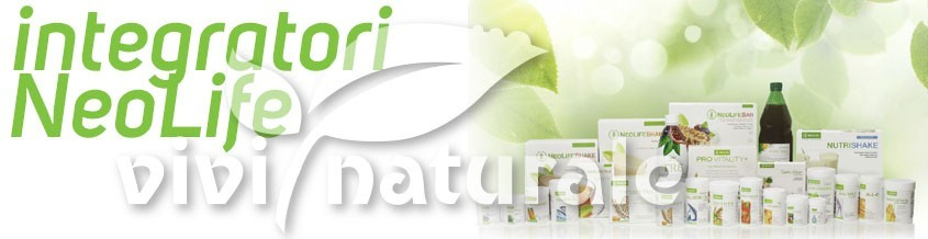 NeoLife food supplements - Natural Supplements