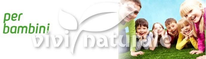 Integratori alimentari per bambini GNLD - Vivi Naturale