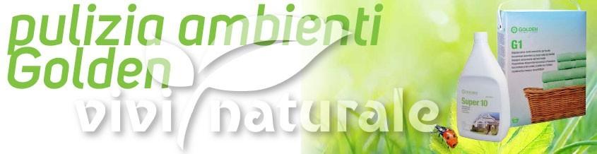Detersivi ecologici biodegradabili GOLDEN GNLD - Incaricato Indipendente NeoLife - Vivi Naturale