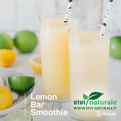 NeoLifeShake ricetta con limone