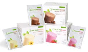 NeoLifeShake pasti sostitutivi per controllo e perdere peso, per sostituire pasti e un'alimentazione sana