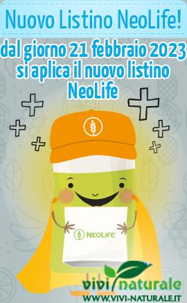 Nuovo Listino NeoLife 2021