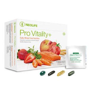ProVitality+ NeoLife integratore completo di omega-3, carotenoidi, lipidi e steroli vegetali, multivitaminico e multiminerale